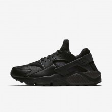 Nike Air Huarache Lifestyle Shoes For Women Black 634835-012