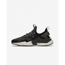 Nike Air Huarache Lifestyle Shoes For Men Sequoia/Black/White/Light Bone AH7334-300
