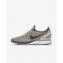 Chaussure Casual Nike Air Zoom Mariah Flyknit Racer Femme Grise/Blanche/Clair Grise Foncé AA0521-002