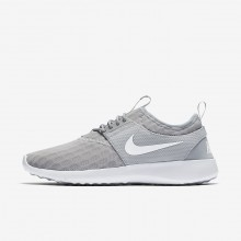 Nike Juvenate Lifestyle Shoes For Women Wolf Grey/White 724979-011