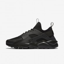 Nike Air Huarache Lifestyle Shoes For Men Black 819685-002
